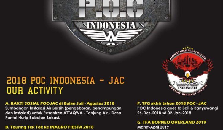 poc indonesia activuty