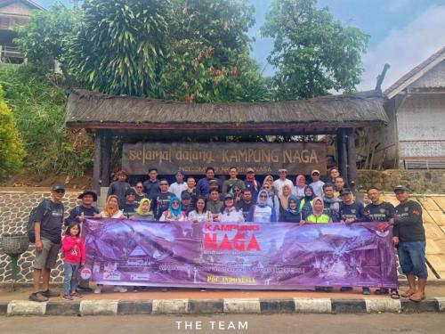 Bakti Sosial Kampung Naga
